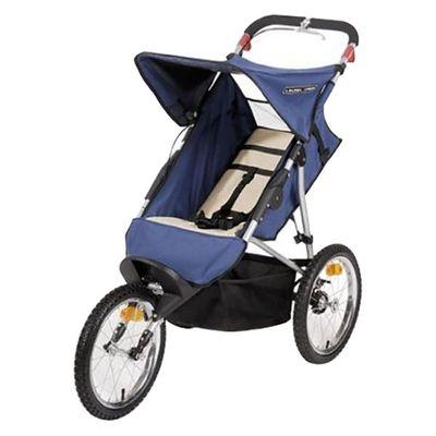 Steel frame baby stroller J17