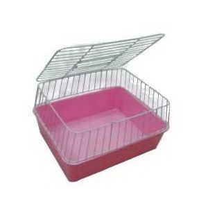 Jingle Plastic Portable Cage, Small animal cage, Portable cage, Pet products