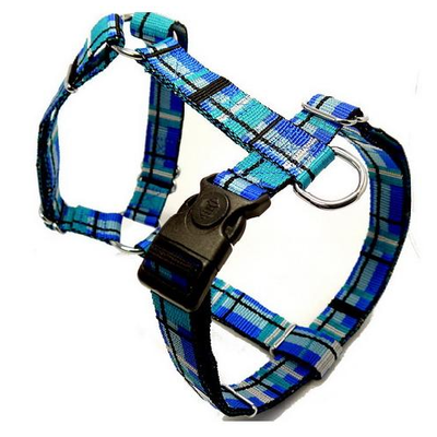Modern Scotland Harness, Adjustable harness, Plastic buckle