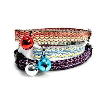 Eco-friendly collar, Plastic buckle, Adjustable