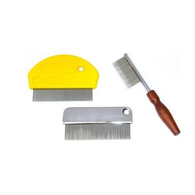 Mini Flea Comb, Grooming tools, Small breeds