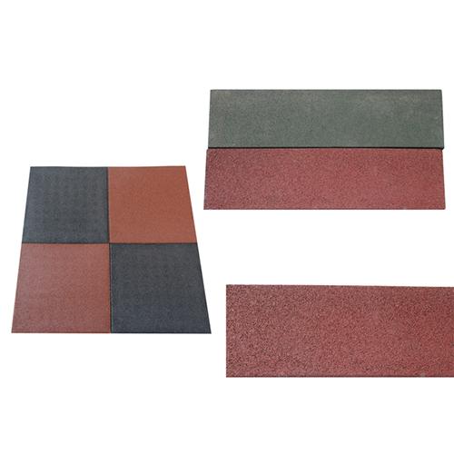 DIY Jigsaw rubber mat for fitness centers BR-004