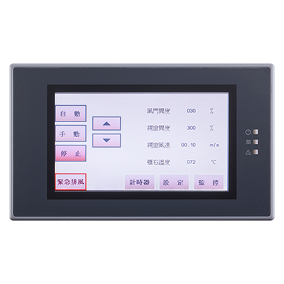 5 Touching Panel TFT LCD Monitor KY14125-CPK