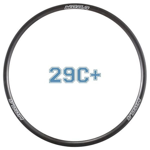 MTB Tubeless Clincher Rim MR29C+