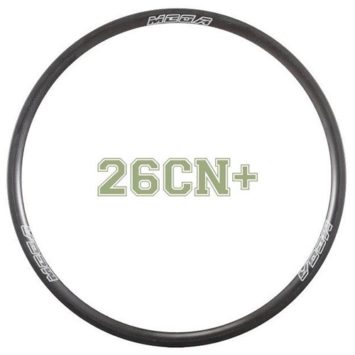 MTB Tubeless Clincher Rim MR26CN+