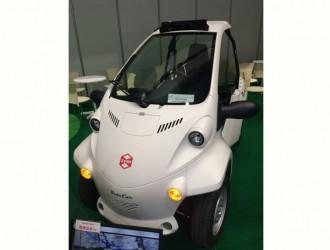 2015年日本電動車展 日環保電動車 引爆綠色商機