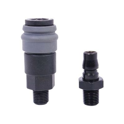 POM Pneumatic Coupling: One-Touch Type