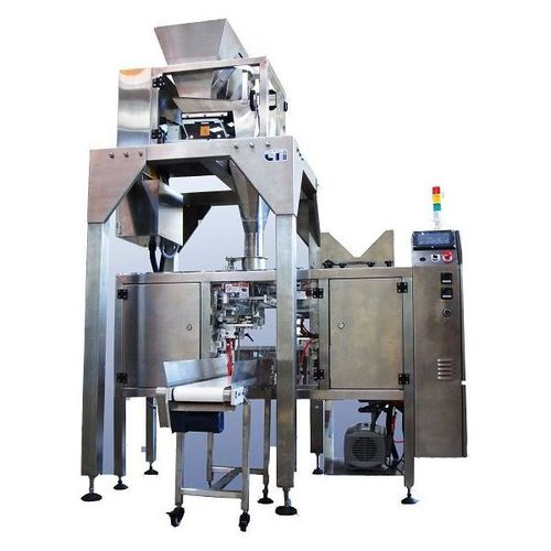 Fully Automatic packing machine P210T for doypack bag