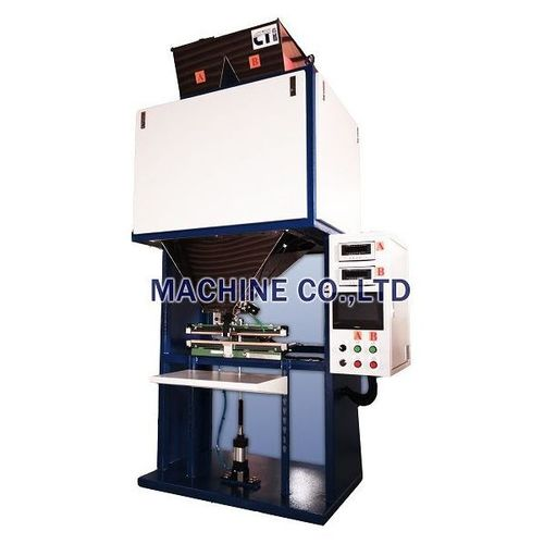 Semi automatic packing machine P230E for beans, corn, rice