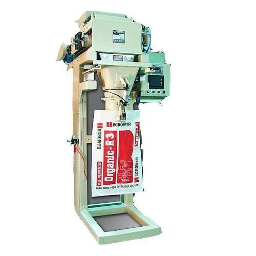 Gross Weight Semi automatic packaging machine PG30EB for sand, soil