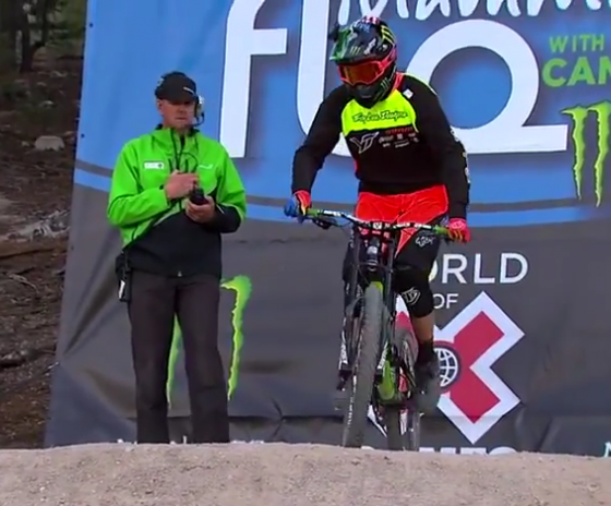 Mammoth Flip With Cam Zink