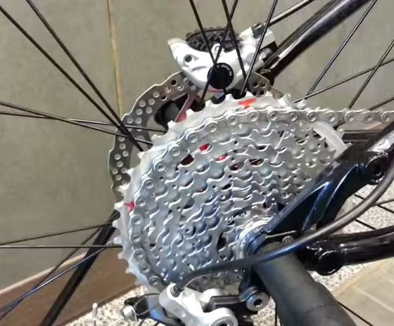 FIRST's Giant Cog for Shimano's Cassette