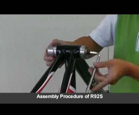 Tool Set for Assembly & Disassembly of Press-Fit BB for Bike (R92S)