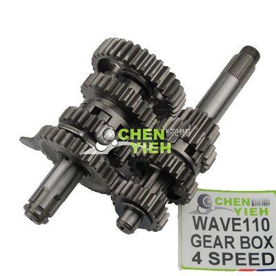 GEAR ASSY WAVE110 4 SPEED