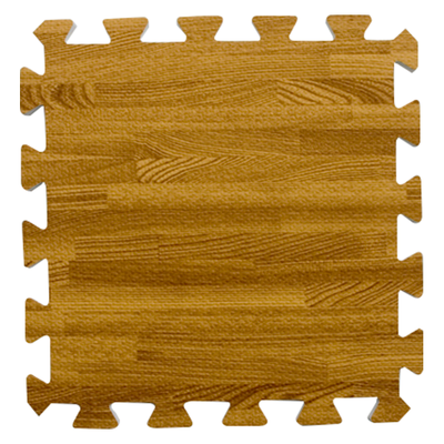 Wood style interlock mat W-3019