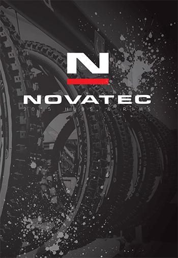 Joy Industrial Co., Ltd. (NOVATEC 2015 HUBS & RIMS)