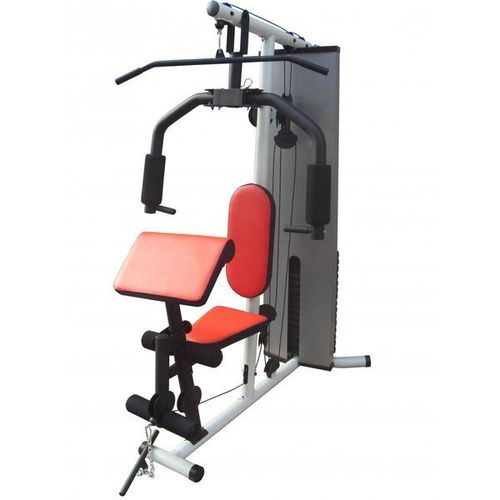 Deluxe Single Station Home Gym Equipment