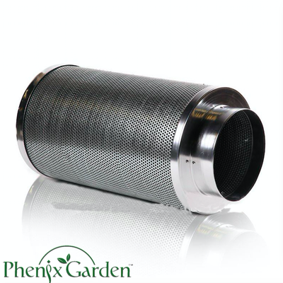 Top quality carbon filter with aluminium enclosure