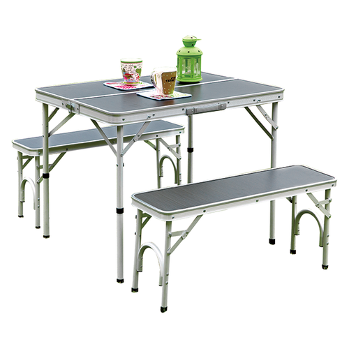 Aluminum Folding Table Set LS810-1