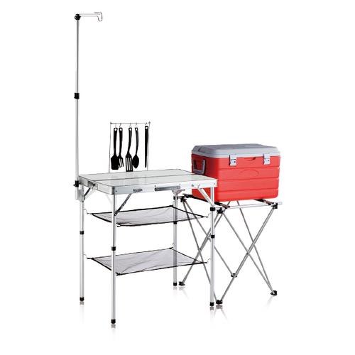 Aluminum Kitchen Table LS860