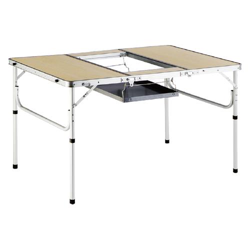 Aluminum BBQ Table LS850