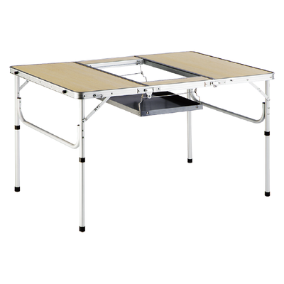 Aluminum BBQ Table LS850