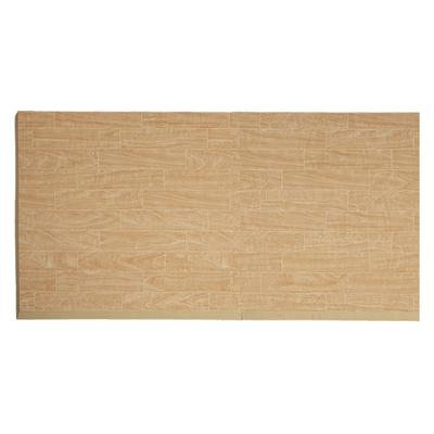 Wood Style Door Mat