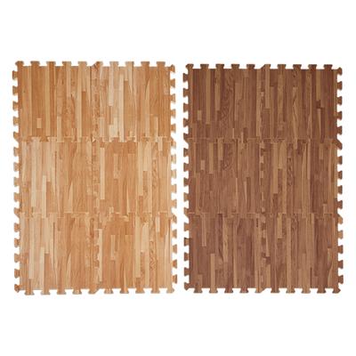 Wood Style Mat
