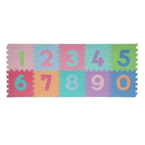 EVA Number Puzzle Mats