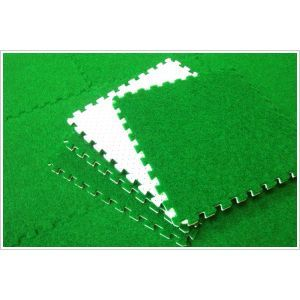 Jointed Artificial Grass