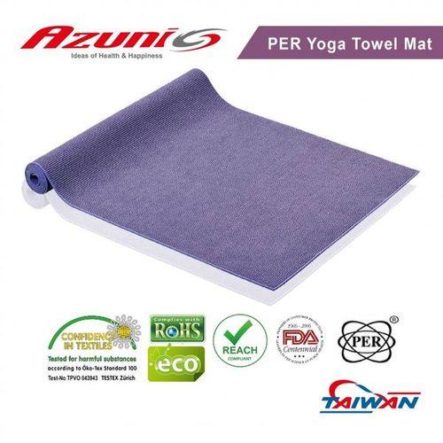 ASL062 ECO PER Microfiber Yoga Towel Mat