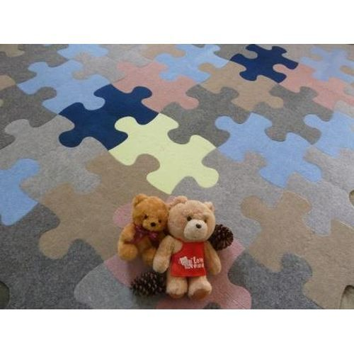 DIY carpet mat