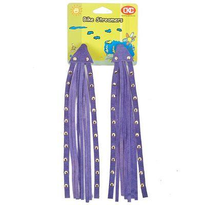 (CK-389LR) Streamers / Color:Purple