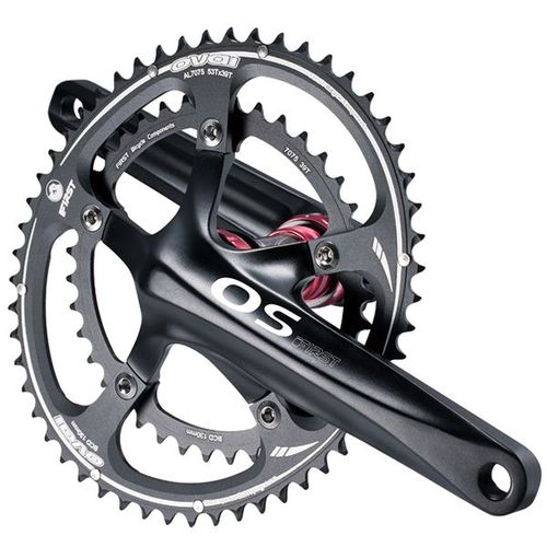 Road Bike Cranksets | Oval Chainring OS