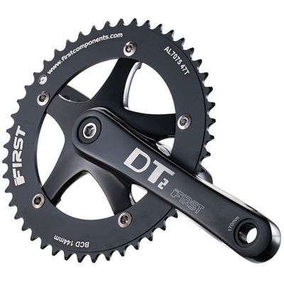 Steel Bike Cranksets DT2