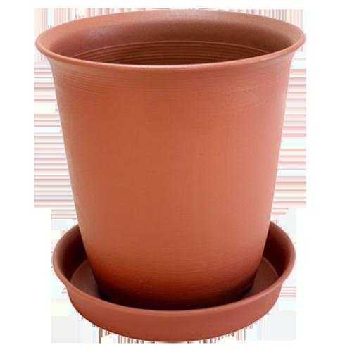L049 China Clay Pot-H