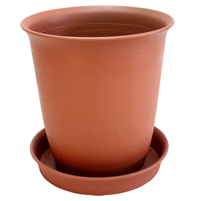 L049 China Clay Pot-H
