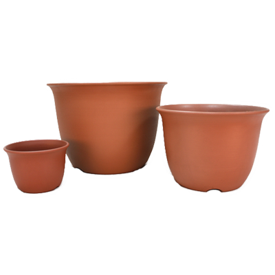 L048 China Clay Pot-S