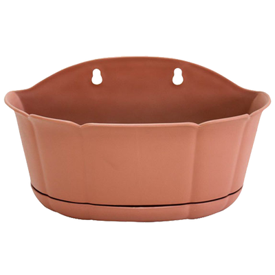 L075 Wide-Circle Wall Hanging Pot