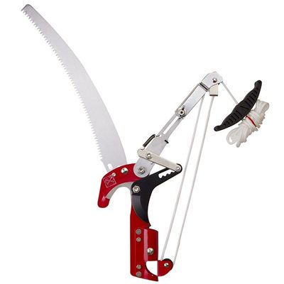 15-1/2'' Ratchet Bypass Tree Pruner with Extensible Lever S-109
