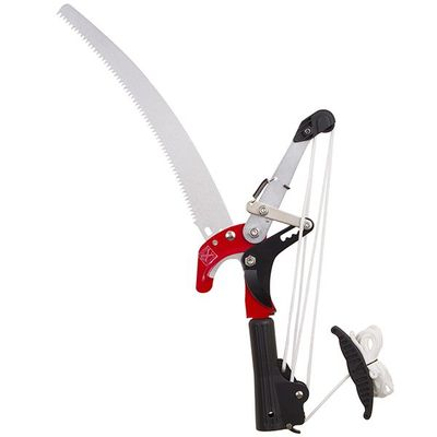 14'' Q'neck Ratchet Bypass Tree Pruner S-121
