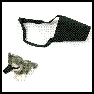 Nylon Fabric Muzzle, Pet muzzle, High quality
