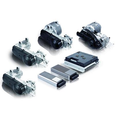 E-Vehicle Traction Module DMC-1000, DMC-1500, DMC-3000, DMC-4000