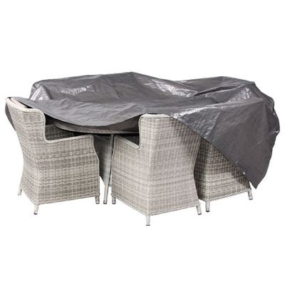 Oval Patio Set Cover FC-506PW