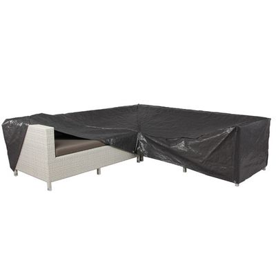 L Shaped Sectional Sofa Cover FC-516PW