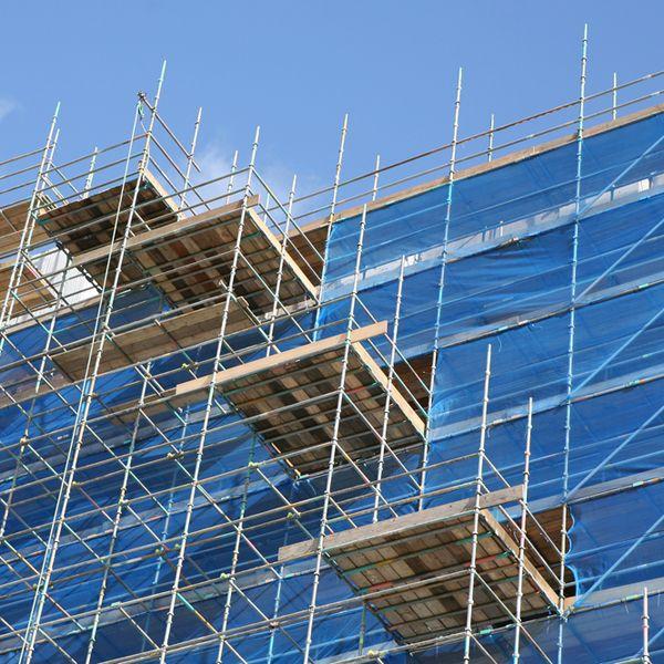 Building / Scaffold Netting BD-NET