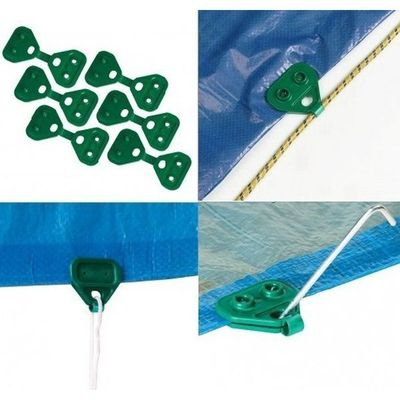 PC-321-12  PLASTIC FABRIC CLIPS WITH GRIP