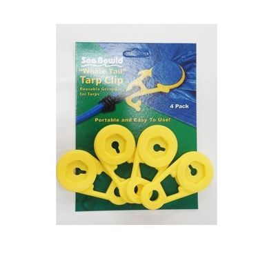 PC-304   CIRCLE TARP CLIPS
