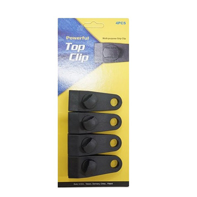 PC-301-32  EASY TARP CLIP 83*32MM (4PCS/SET)