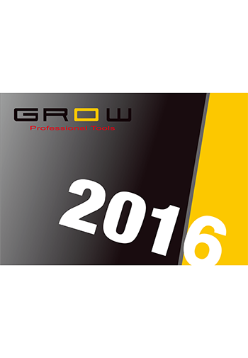GROW Industrial Co. Ltd. (2016 Catalog)